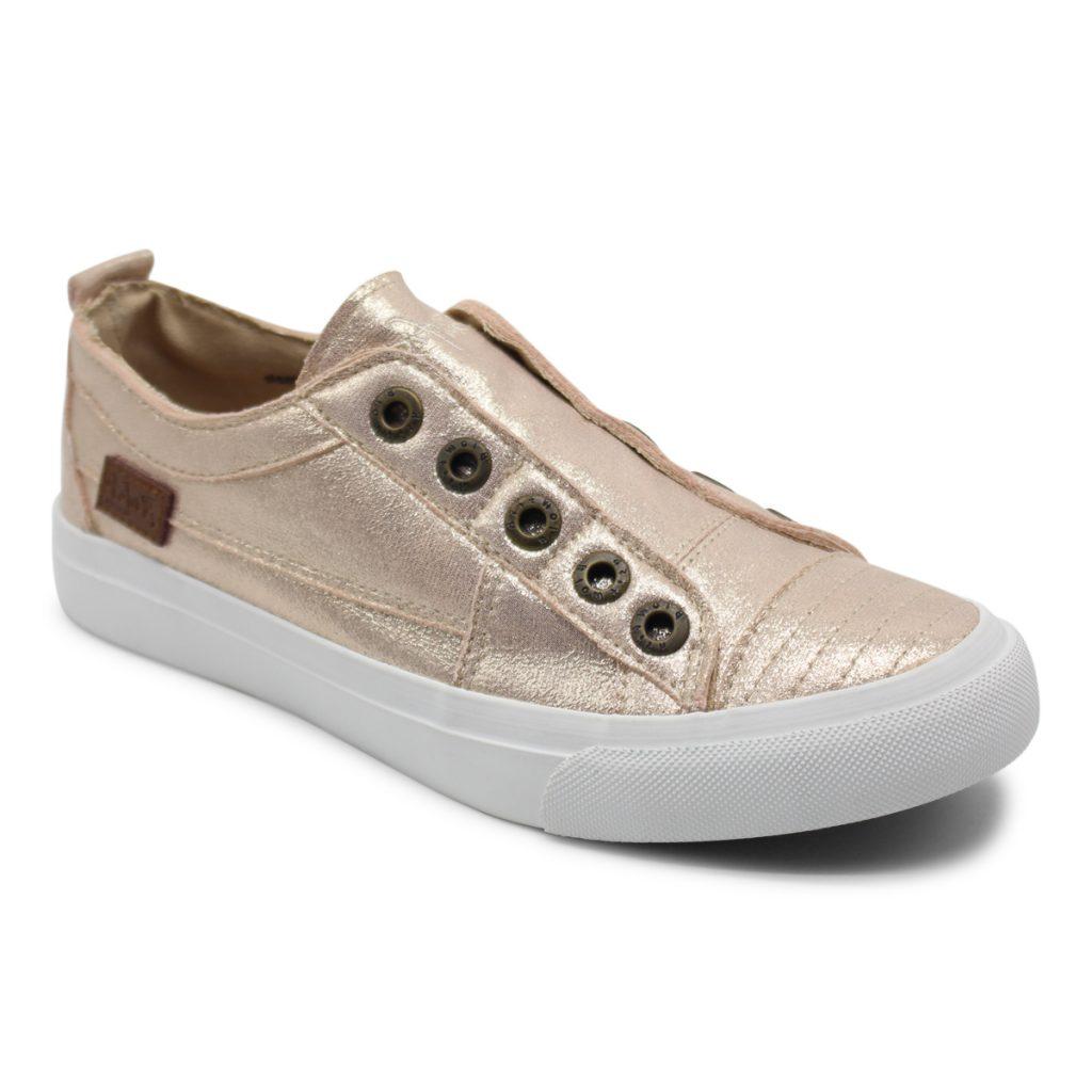 Unlaced \u0026 Pre Distressed Womens Sneaker