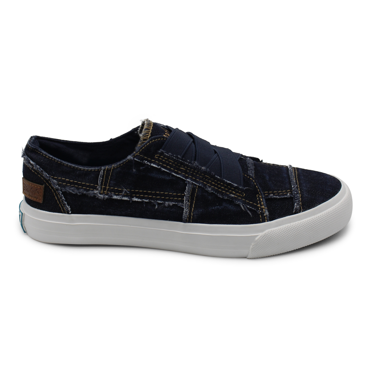 f3ad8c8952dd Marley - Womens Slip On Elastic Sneakers