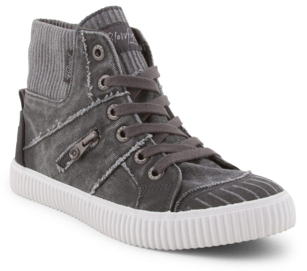 Churro Pre Distressed Womens Sneaker Blowfish Malibu