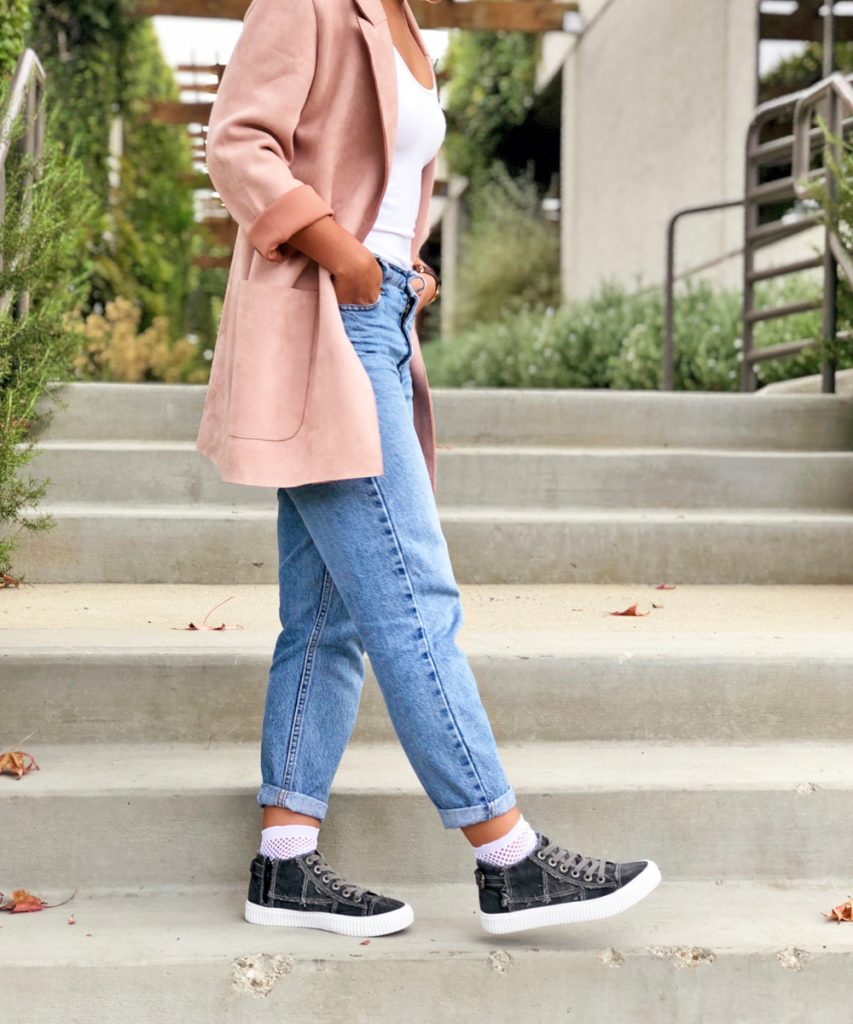 How We are Styling Shoes with Socks this Fall