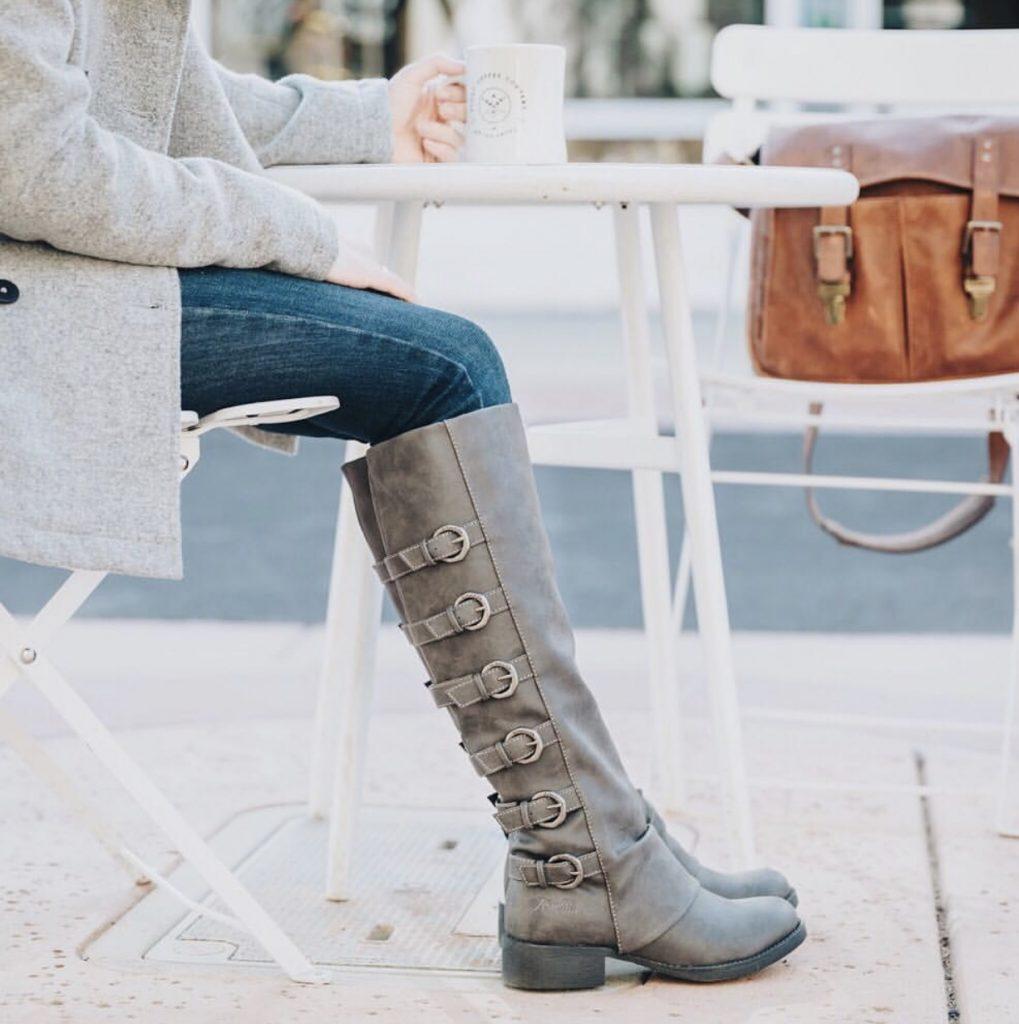215e9bdfdac 3 Ways to Style Knee High Boots | Blowfish Malibu
