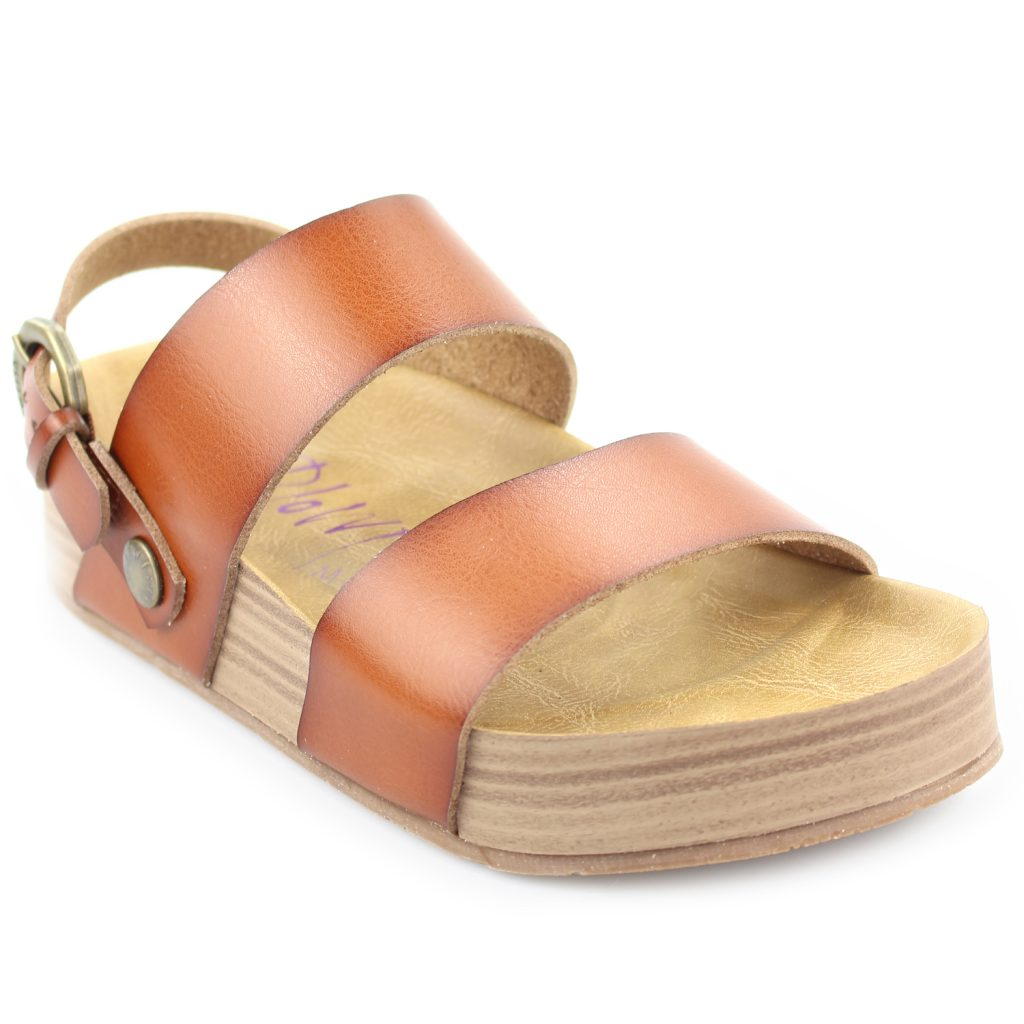 Marge - Womens Platform Sandal With