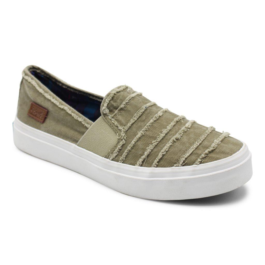 Hype - Pre Distressed Slip On Sneakers