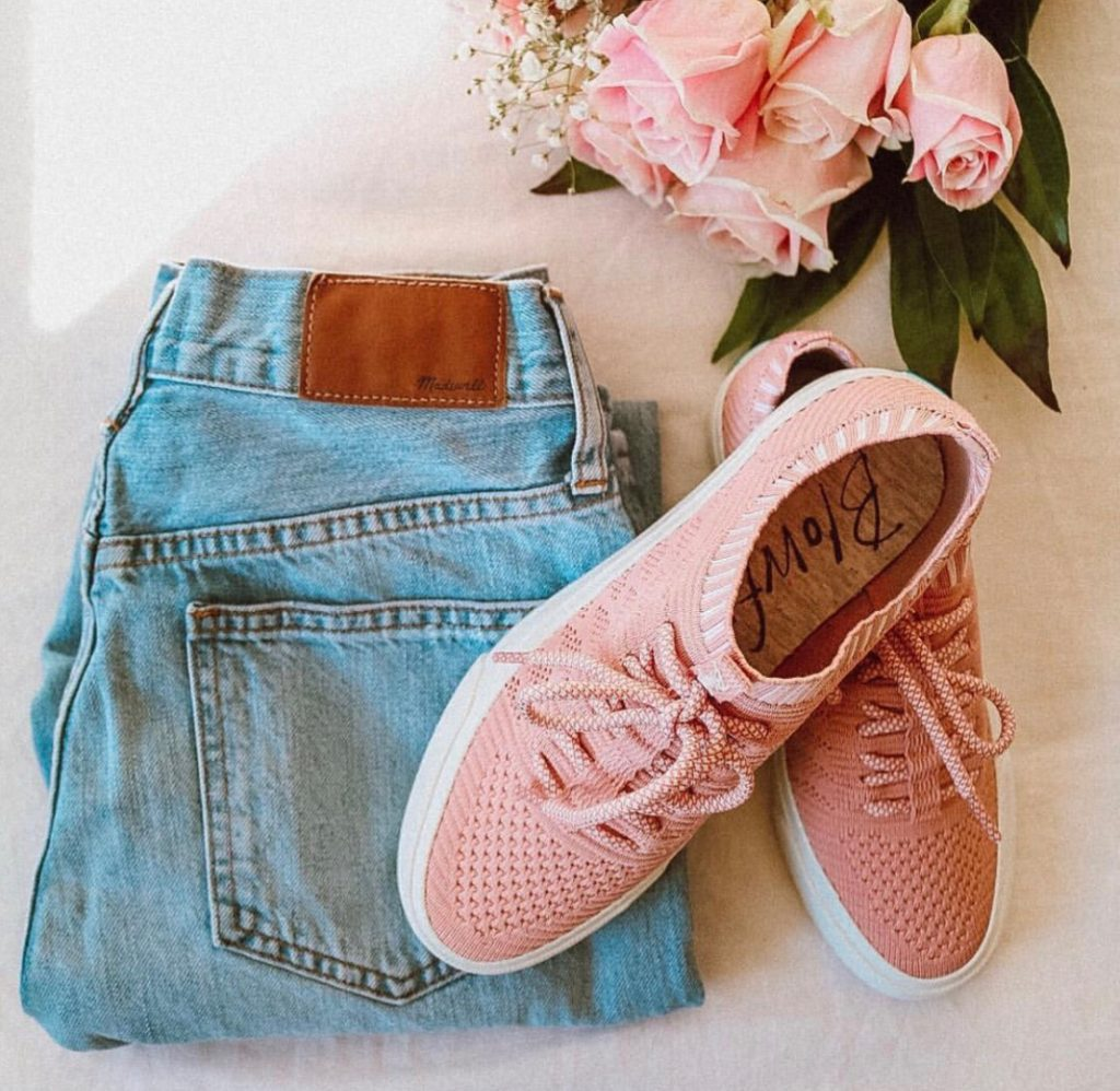 1b94ea5c66eb1c Sneaker Obsessed  A Roundup of our Favorite Styles for Spring ...