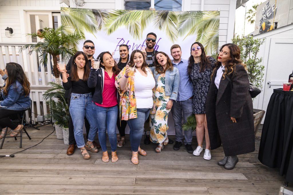 Blowfish Malibu Vegan Launch