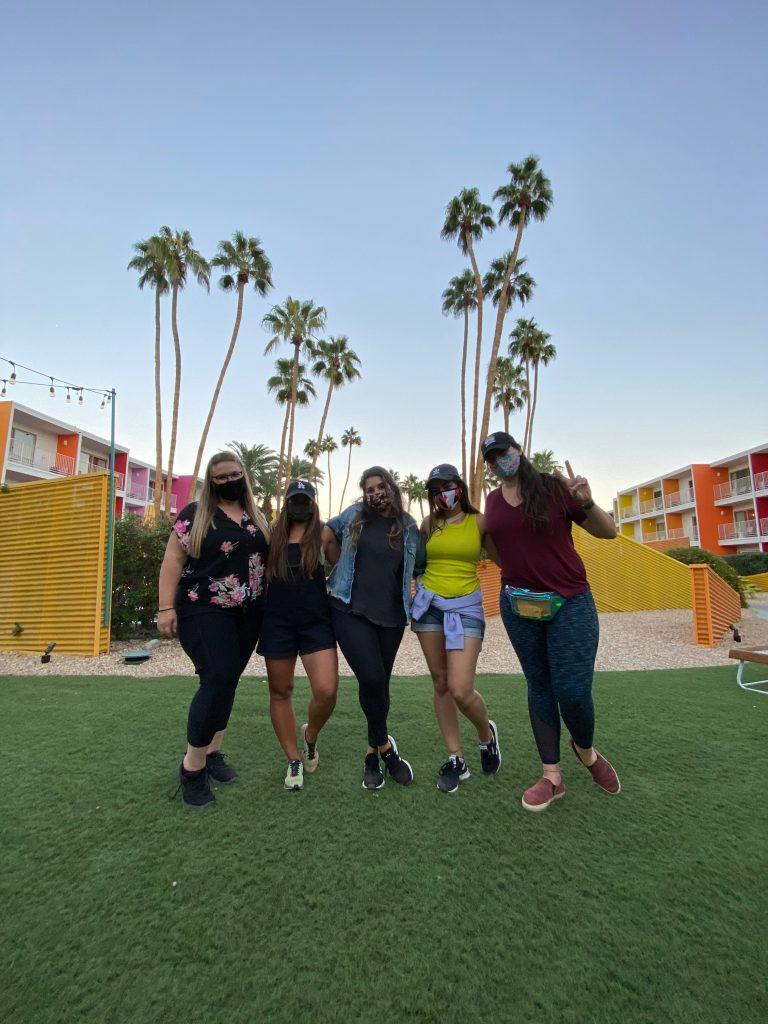 Palm Springs photoshoot