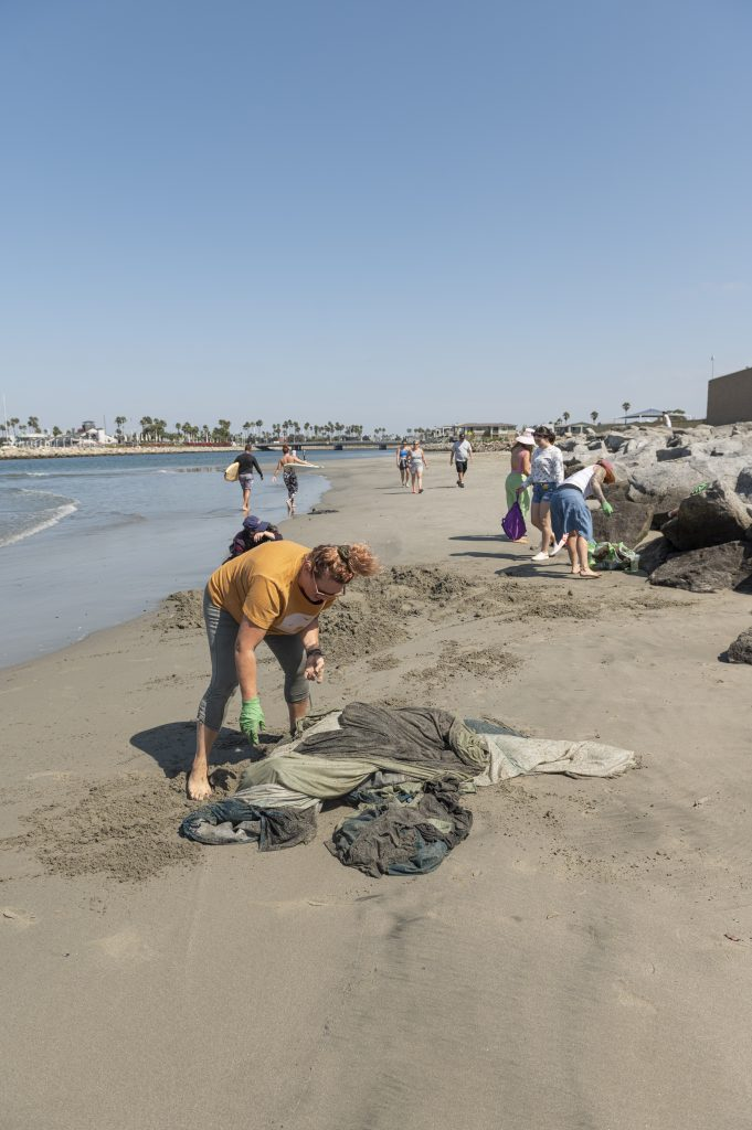 national coastal cleanup day